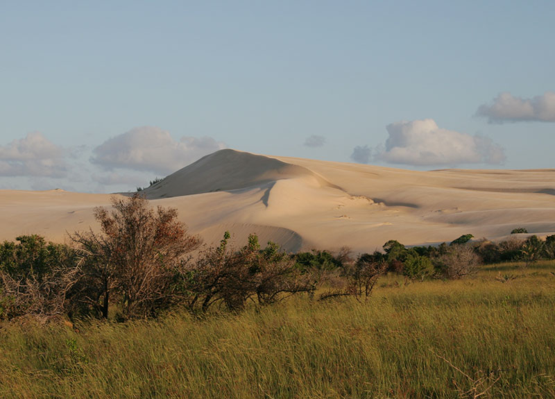 Mozambique Sand Dunes Vacation Packages