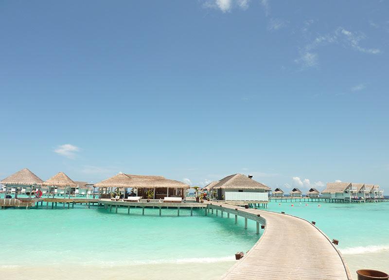 Maldives beach accommodation Holiday