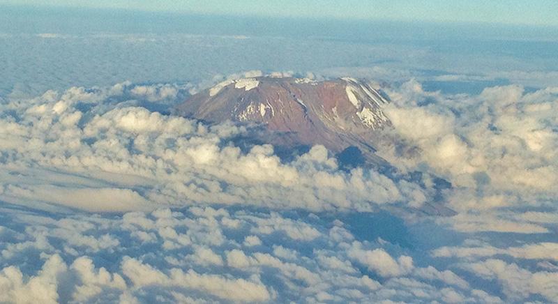 Mountain Kilimanjaro National Nark
