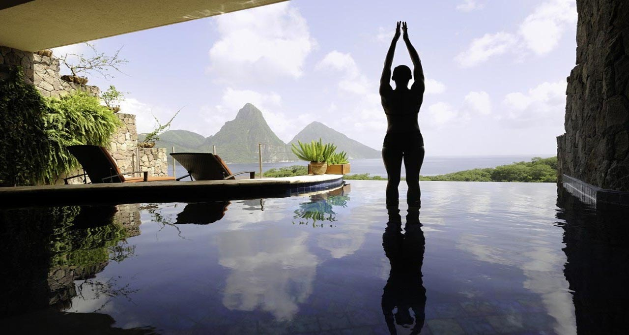 Yoga package holidays