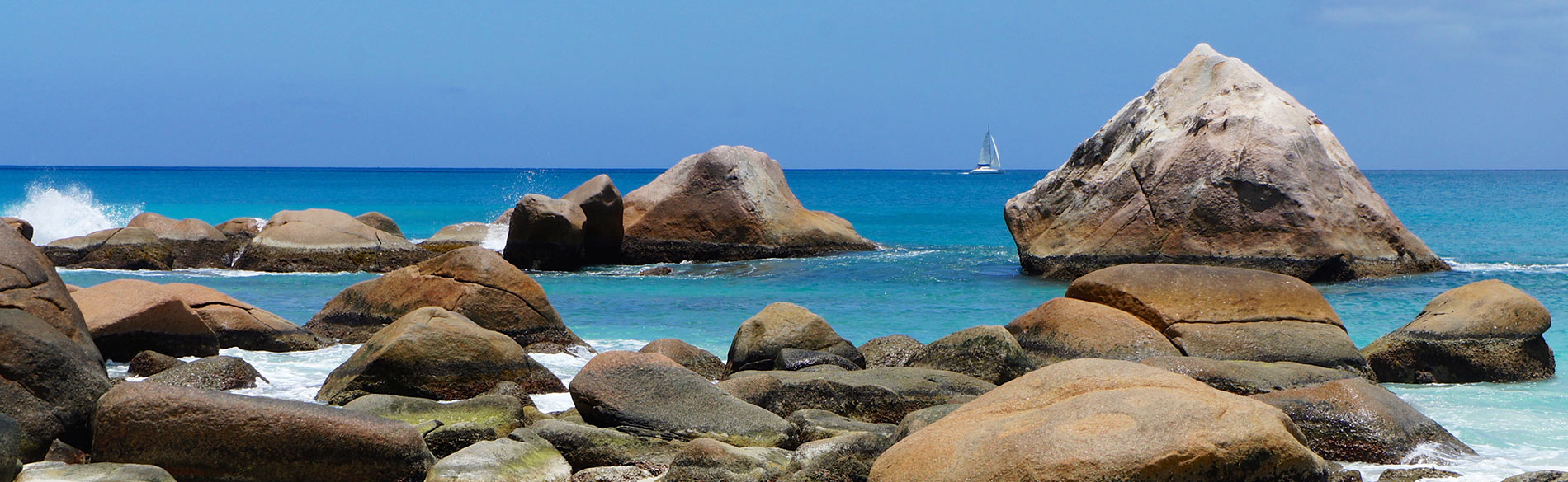Sailing Seychelles Catamaran Destinations